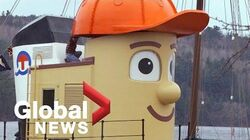 Halifax's iconic Theodore Tugboat up for sale