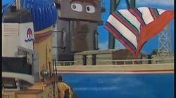 Hank's Funny Feeling Theodore Tugboat