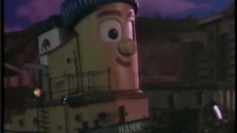 Hank Hurts a Ship