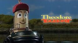 Theodore the Jokester Theodore Tugboat