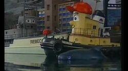 """Taubåten Theodor- S02E03 - """"Theodor og den lille hvalen"""""""