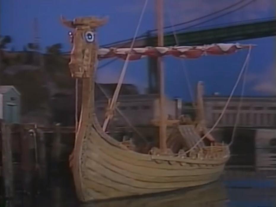 Snorri the Viking Ship