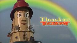 Foduck and the Rainbow Theodore Tugboat