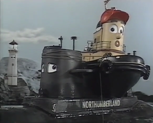Theodore the Tug in Charge