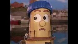 Theodore Tugboat-Hank And The Night Light