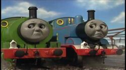 Thomas And Friends Theodore Tugboat Series Ep.10-Thomas The Vegetable