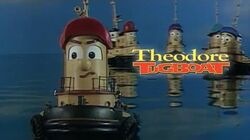 The Great Harbor Cleanup Contest Theodore Tugboat