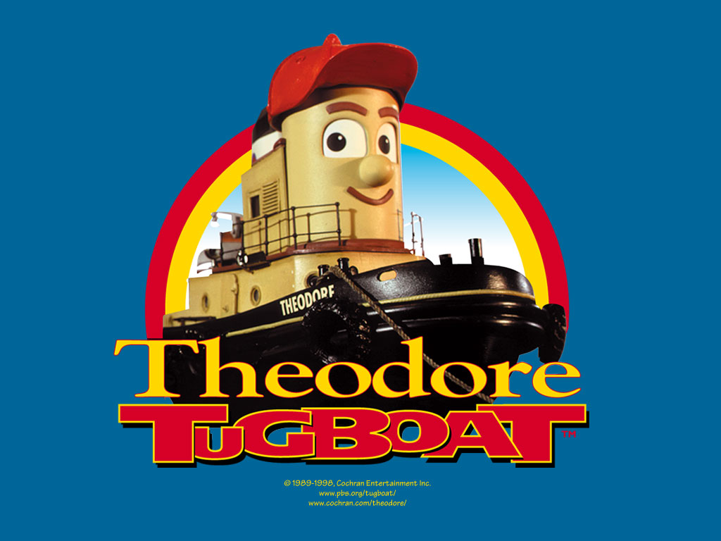 Theodore Tugboat (series)