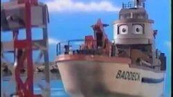 Theodore Tugboat-Bedford's Big Move