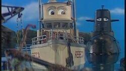 Rebecca's Treasure Theodore Tugboat