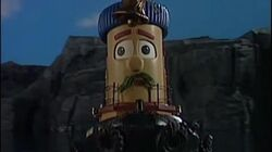 Theodore Tugboat-Hank Makes A Friend