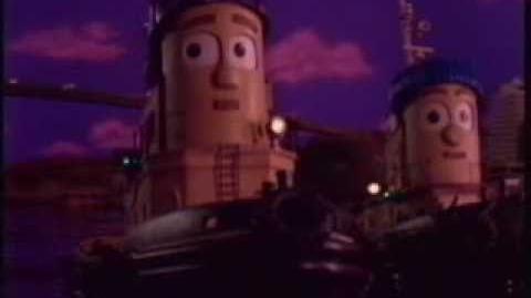Theodore's Bright Night episode