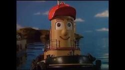Theodore Tugboat-Theodore And The Scared Ship