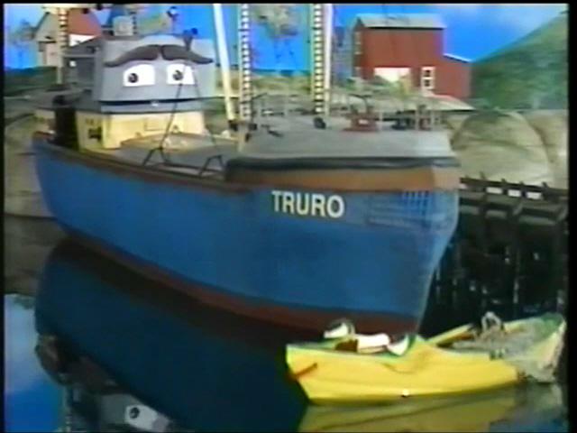 Theodore's Visit to Ceilidh's Cove
