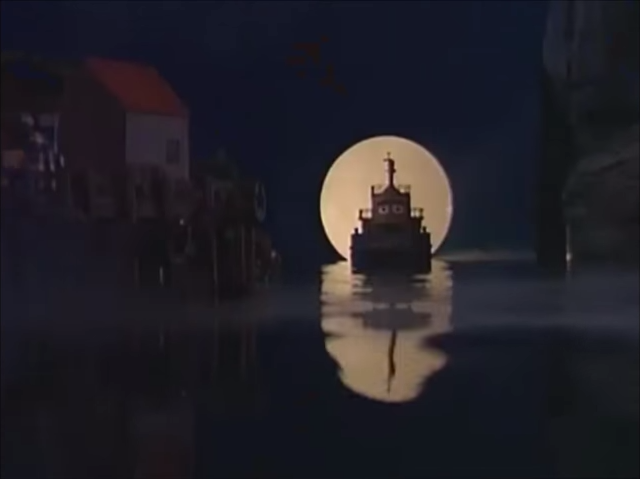 Theodore and the Haunted Houseboat