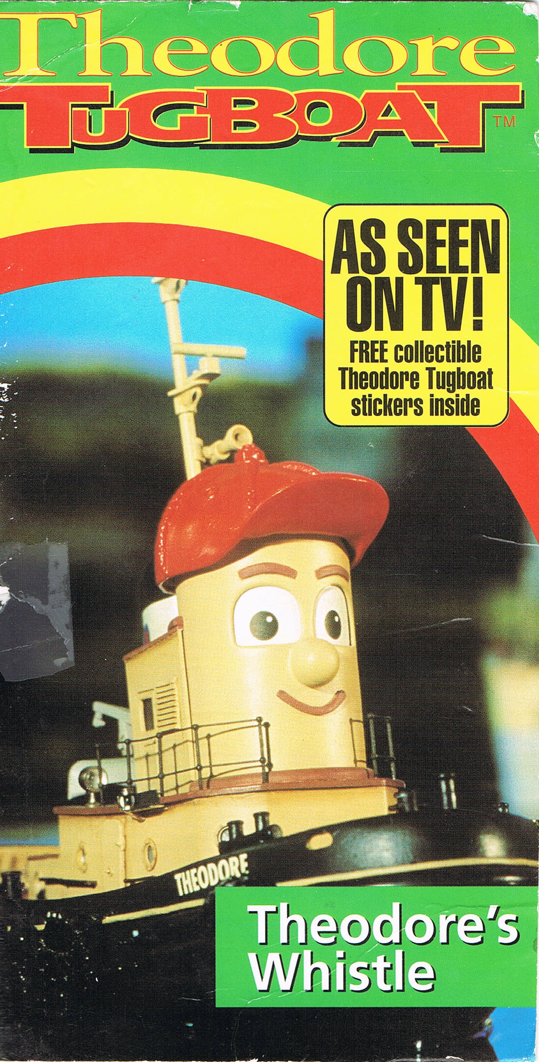 Theodore's Whistle (VHS)
