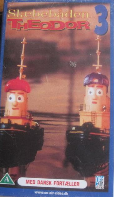 Theodore Tugboat 3 (Nordic VHS)