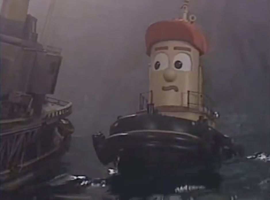 Theodore to the Rescue