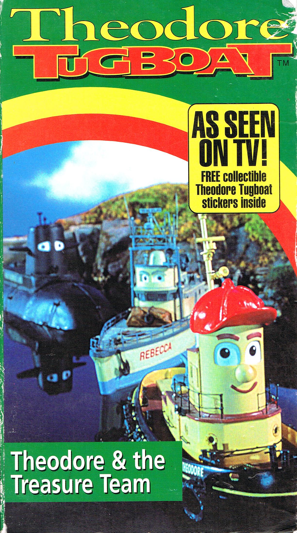 Theodore and the Treasure Team