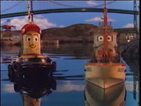 Theodore and the Buoy Boat