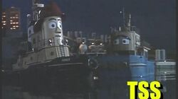 Theodore and the Haunted Houseboat Theodore Tugboat