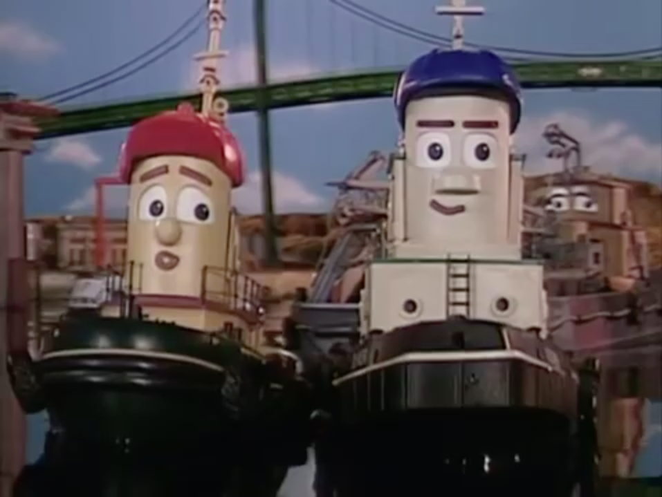 Theodore and the Boat Bully