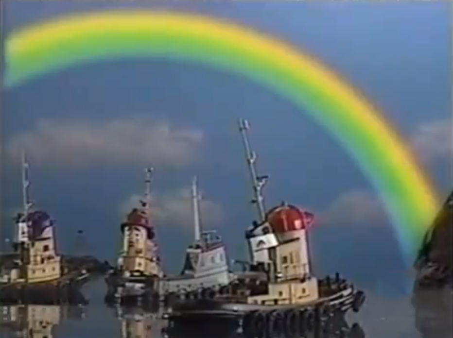 Foduck and the Rainbow
