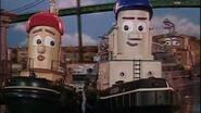 Theodore and the Boat Bully Theodore Tugboat
