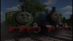 Thomas And Friends Theodore Tugboat Series Ep.2-Thomas And The Homesick Rowboat