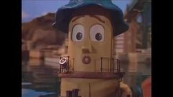 Theodore Tugboat-Emily Drifts Off