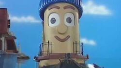 Theodore Tugboat-Hank And The Silly Faces