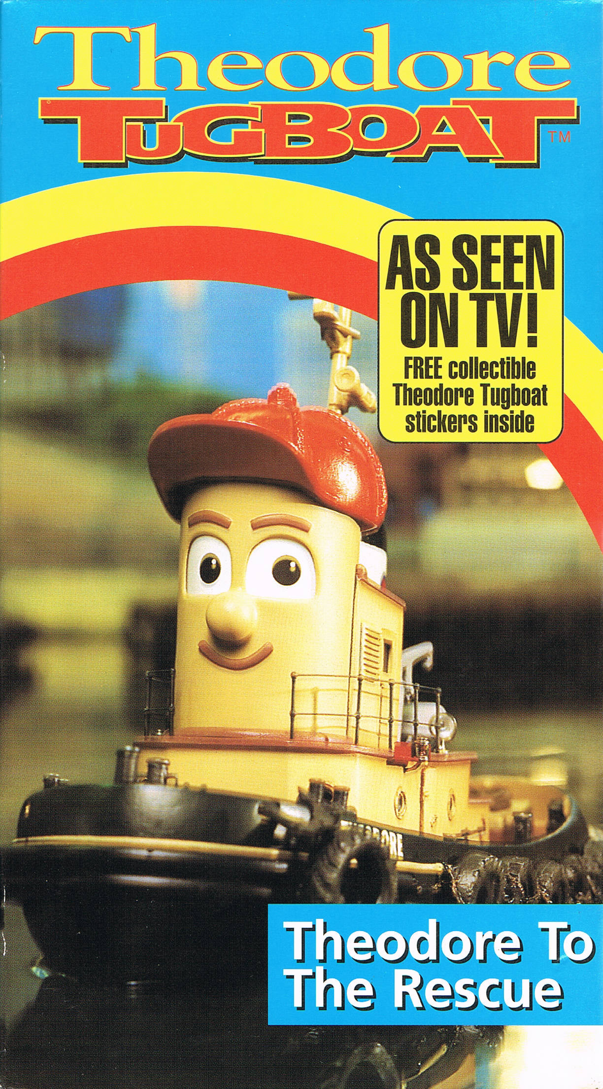 Theodore to the Rescue (VHS)