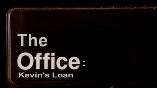 The Office: Kevin's Loan