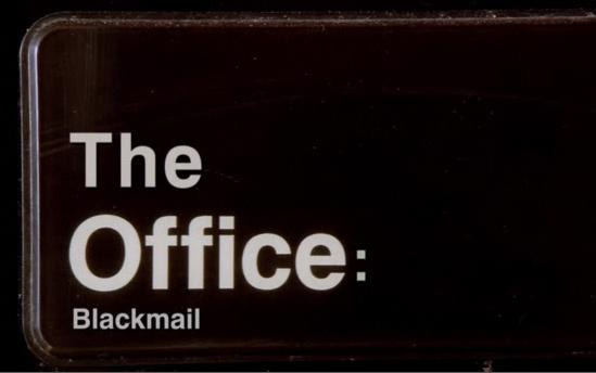 The Office: Blackmail