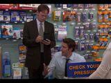 Pam and Dwight's Interrogation of Jim