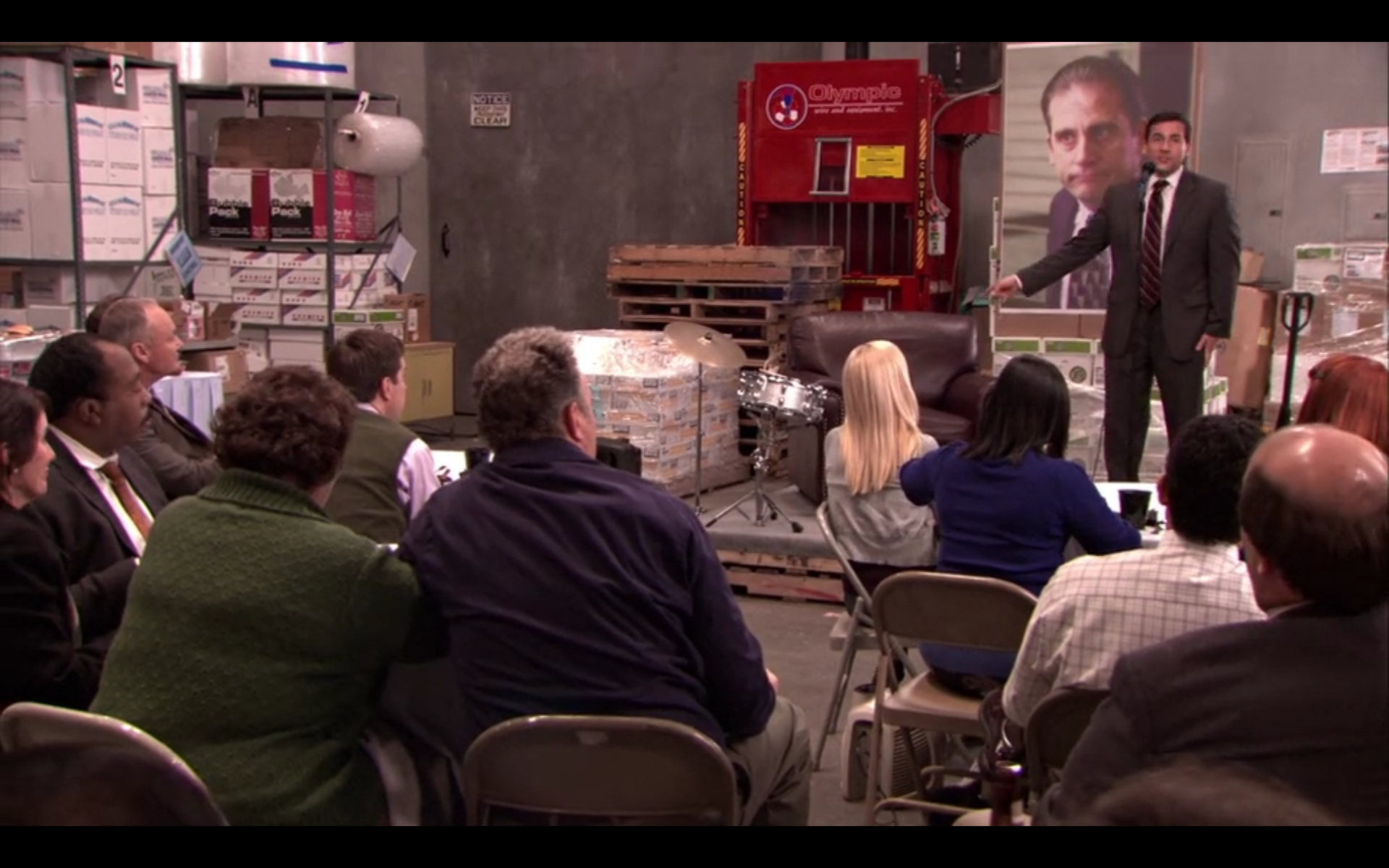 The Roast of Michael Scott
