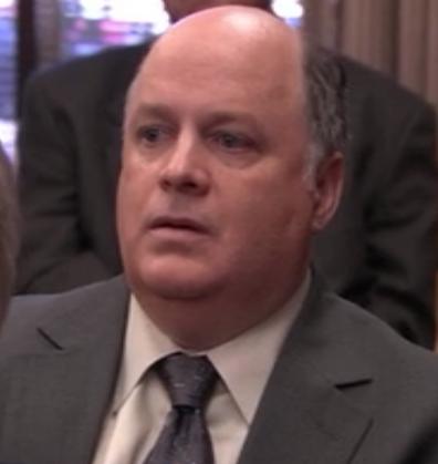 "Mark ""Baldy"""