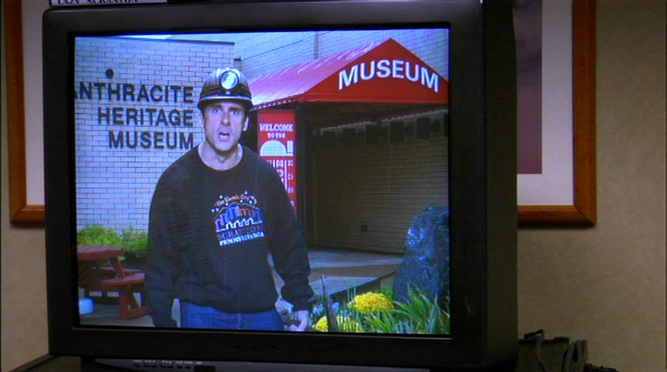 List of Times Footage of Scranton is Included