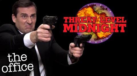 Threat Level Midnight: The Movie