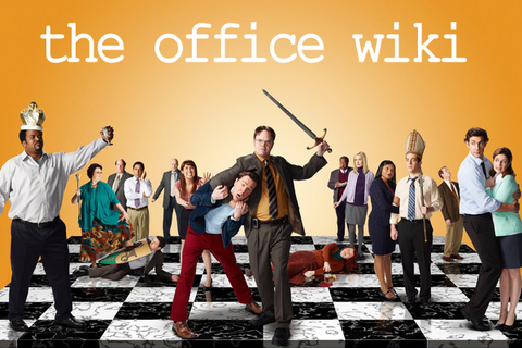 Dunderpedia: The Office Wiki
