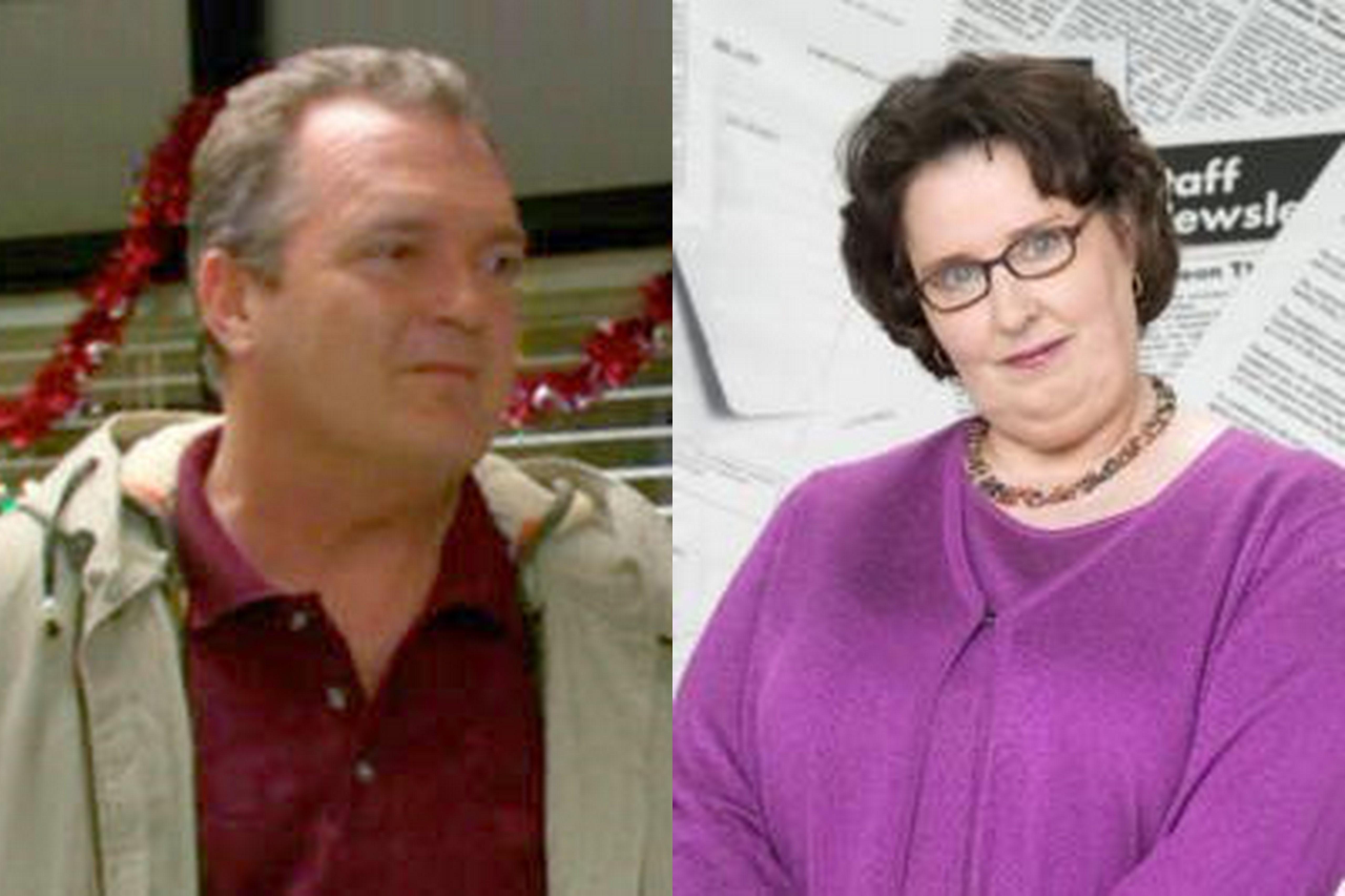 Bob Vance-Phyllis Relationship