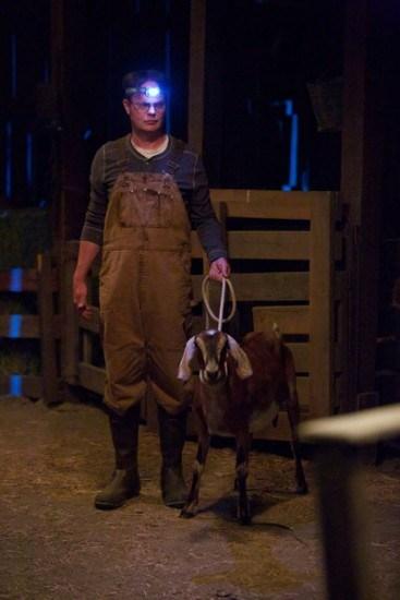 Dwight's Goat
