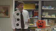 Jim's first Halloween costume