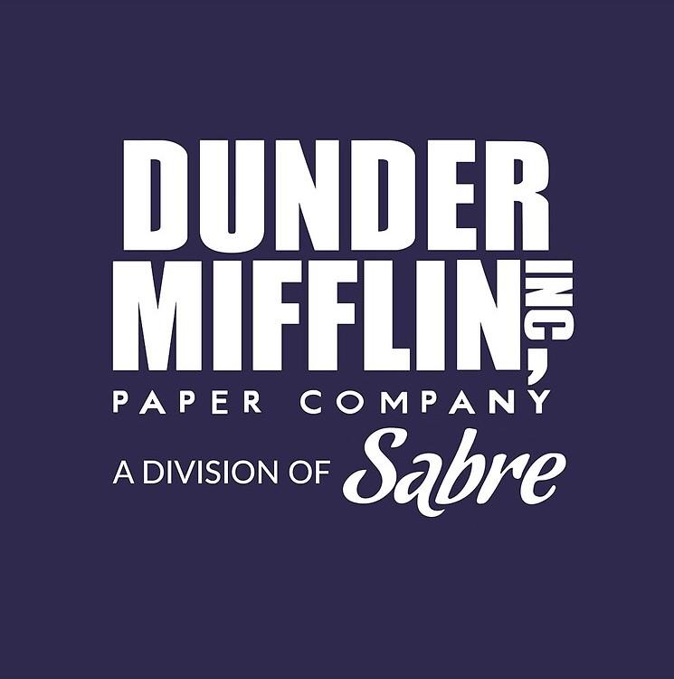 Dunder Mifflin Sabre