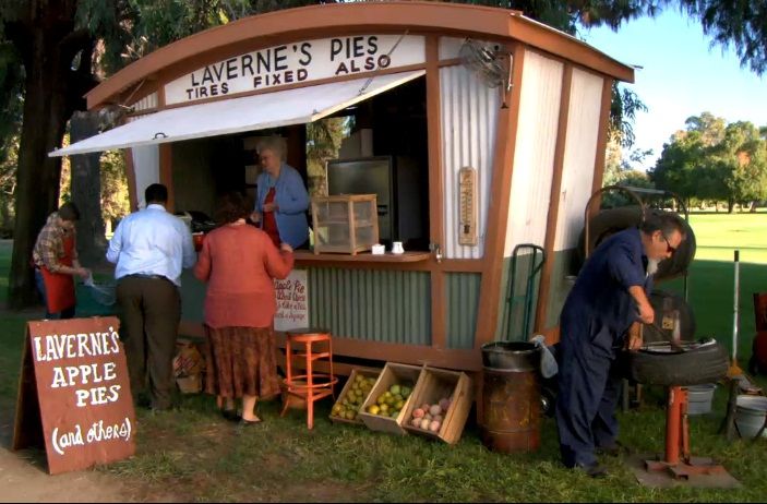 LaVerne's Pie Stand