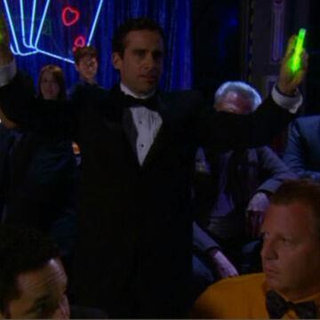 the office casino night full episode
