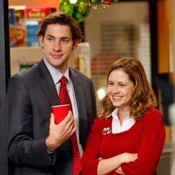 Jim-Pam Relationship