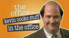 Kevin_Cooks_Stuff_In_The_Office