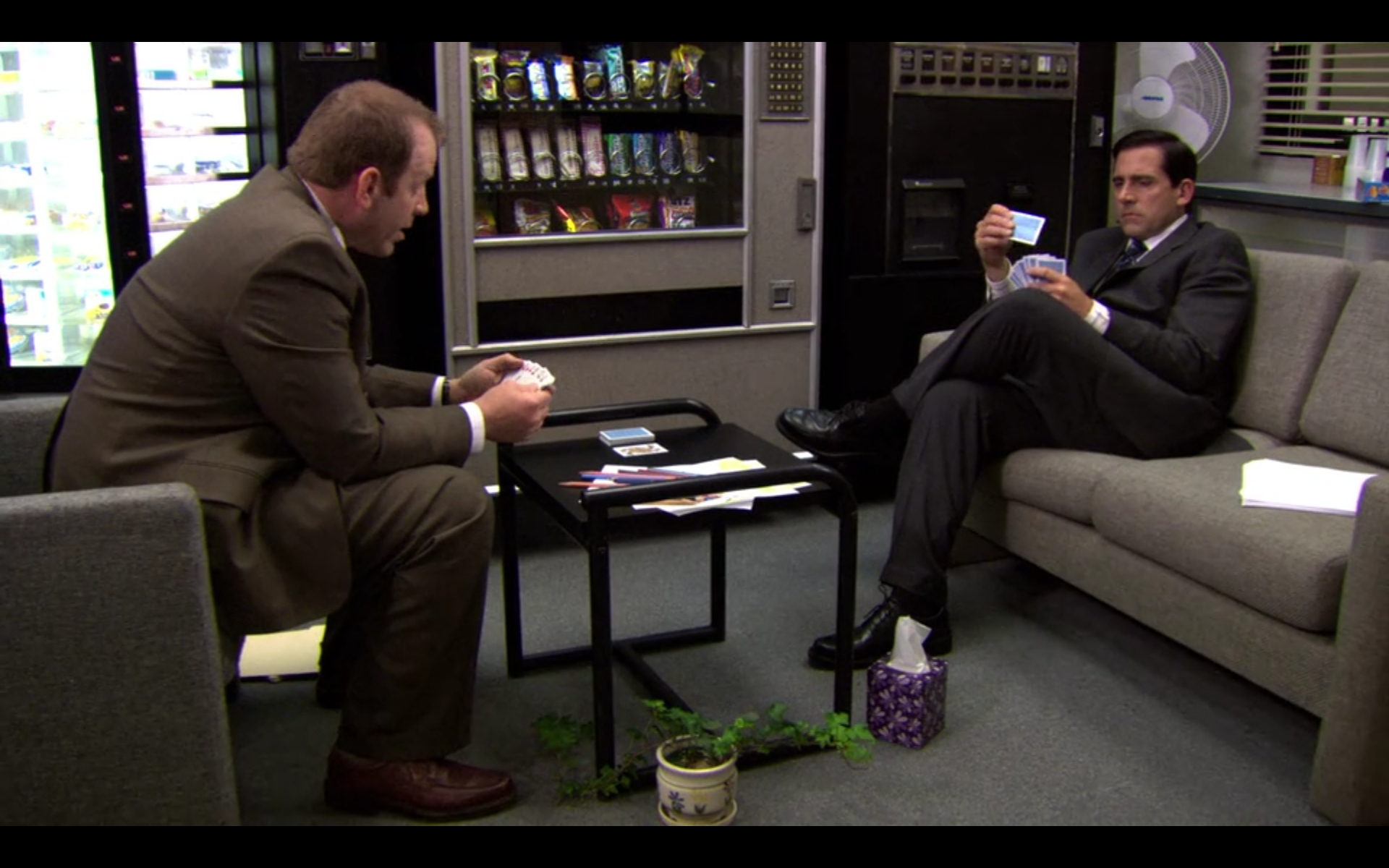 Michael and Toby's Counseling Session