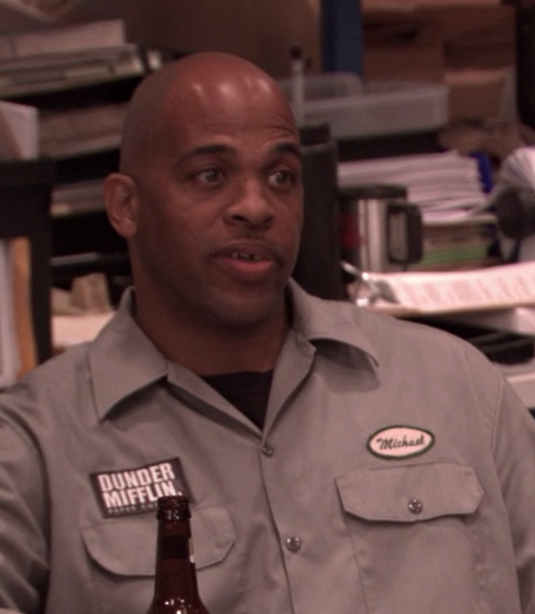 Michael (Warehouse Worker)
